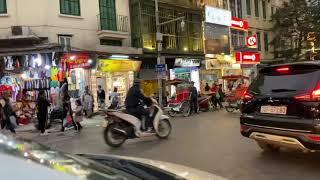 [건축시선] 로드뷰 - 베트남 하노이 밤거리풍경 로드뷰