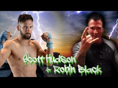 Road to BTC 5 - Scott Hudson w/ Robin Black