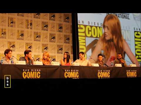 Shadowhunters SDCC 2017 Panel