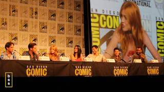 Shadowhunters SDCC 2017 Panel