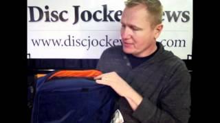 Disc Jockey News review of Namba Gear Kucha Ipad Messenger Bag