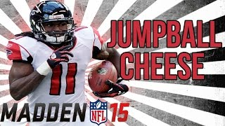 Football-nfl-madden 15 :: Jumpball Cheese :: Falcons Vs. Bears - Online Gameplay Xboxone