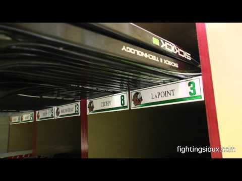 The Fighting Sioux Stick Vault