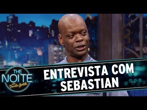 The Noite (05/04/16) Entrevista Com Sebastian