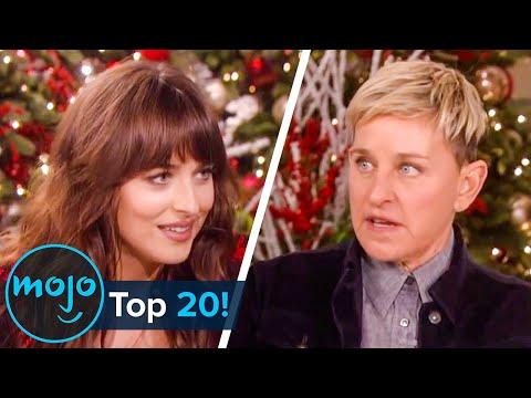Top 20 Most Confrontational Talk Show Moments