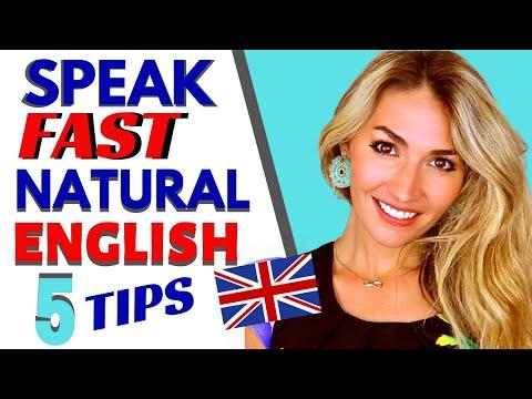 speak-fast-and-natural-english---5-tips!-#speakfastenglish-#speaknaturalenglish