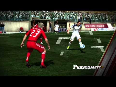 FIFA 11 Gamescom Trailer