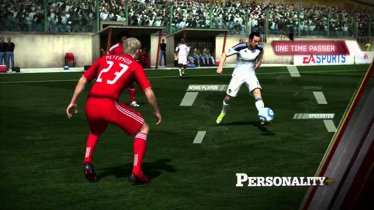 Download FIFA 11 Gamescom Trailer
