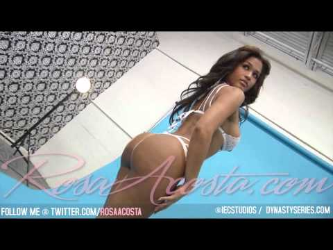 Rosa Acosta Stretching 3GP Mp4 HD Free download