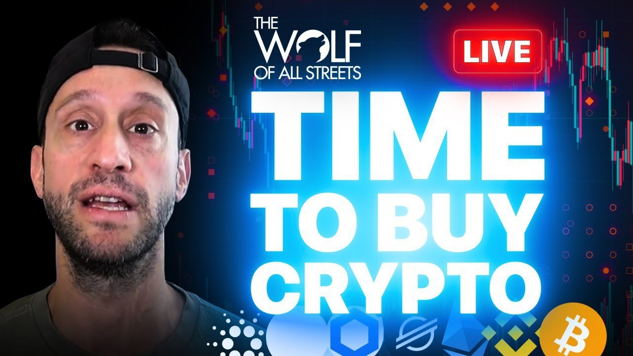 Is The Bottom In For Bitcoin? Time To Buy Crypto.
