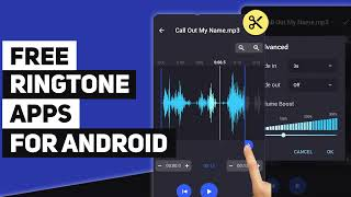 5 Best Free Ringtone Maker Apps For Android of 2021🔥 ✅ screenshot 1