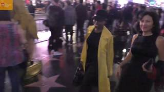 Adina Porter arrives at the Ford V Ferrari premiere at TCL Chinese