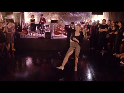 Felipe Braga & Vassia Panayiotou performance @Christmas party 2019