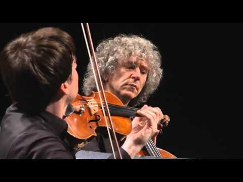 Brahms:Trio no.1, op  8 (Bell Isserlis Hamelin) Verbier Festival 2014
