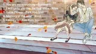 Lagu Korea Bikin Baper
