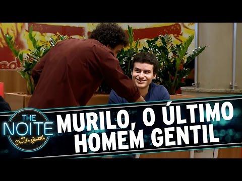 The Noite (11/09/15) - Murilo Couto, O último Homem Gentil