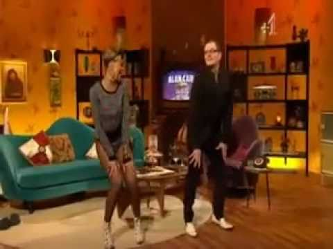 BEST RIHANNA INTERVIEW EVER!! 2010  ONLY GIRL AND RUDE BOY  Rihanna AND Alan Carr Dutty wine