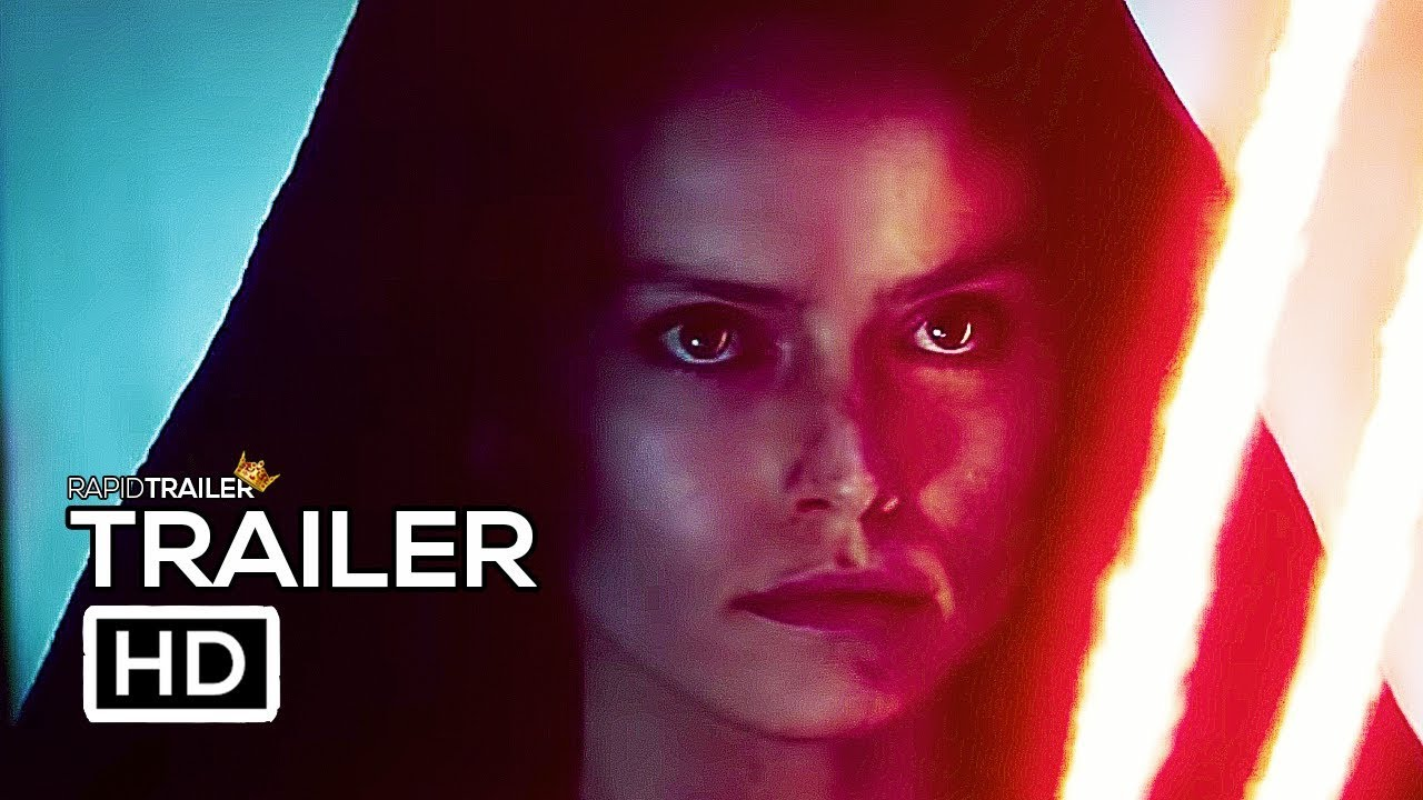 Star Wars 9 Official Trailer 2 2019 The Rise Of Skywalker Movie Hd Youtube