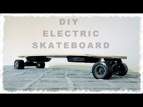 $350 Electric Skateboard Build - DIY Parts List