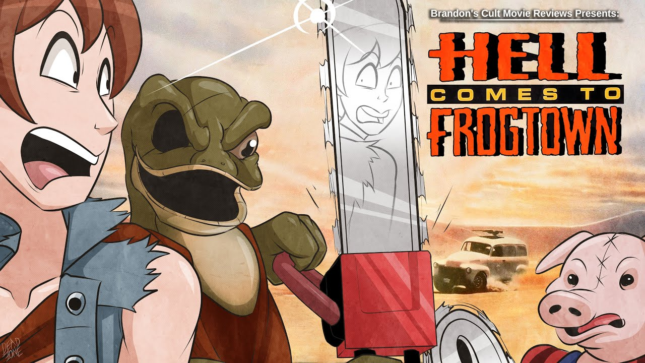 Download Brandon's Cult Movie Reviews: HELL COMES TO FROGTOWN