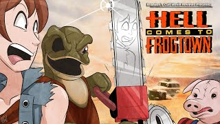 Brandon's Cult Movie Reviews: HELL COMES TO FROGTOWN
