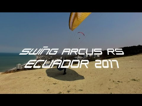 Swing Arcus RS - Equador 2017 Impressions