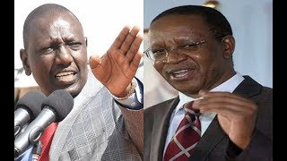 DP Ruto, PS Kibicho alleged drama at JKIA shows a gov't rowing in two different directions | PERSPEC