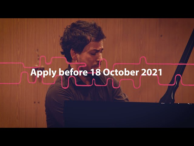 XX Concurso Internacional de Piano de Santander Paloma O