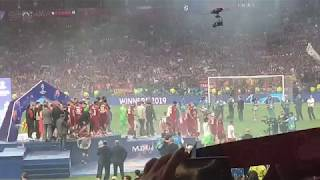 2019 UEFA Champions League Final, Liverpool 2-0 Spurs - Highlights