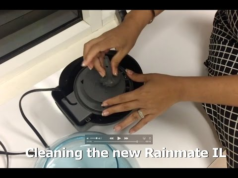 Manual rainbow rainmate air purifier, 1 l, activated carbon | id.