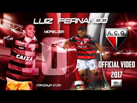 LUIZ FERNANDO ATLETICO GO 2017