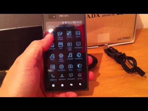 Test du LG Prada 3.0 (P940)   par Top-For-Phone.fr
