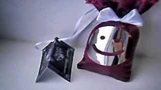 Оригинальное приглашение - подарок - для гостей на свадьбу