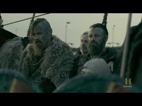 Vikings -Rollo Returns To France [Season 4B Official Scene] (4x17) [HD]