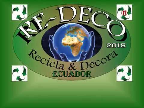 Recicla y decora youtube - Recicla y decora ...