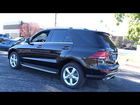 2018 Mercedes-Benz GLE Pleasanton, Walnut Creek, Fremont, San Jose, Livermore, CA 18-1055