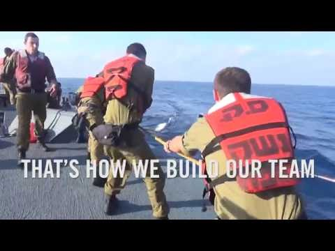 Building Teamwork with the Israel Navy