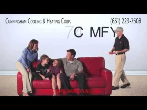 Cunningham Cooling Heating Air Conditioning Repair Centerport Ny 631 223 7508