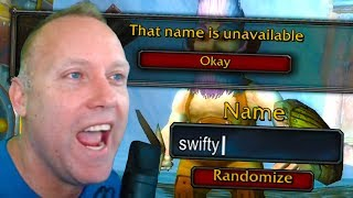 Someone STOLE My Name in WoW Classic!