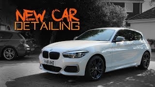 """New car detailing - How to hold on to the """"new-ness"""""""
