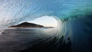 Conor Kennedy's Tunnel Vision at Pipe & Backdoor - Freesurf Magazine