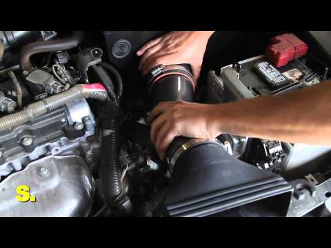 2011 2012 2013 nissan altima 2 5l air intake installation how to save money and do it yourself. Black Bedroom Furniture Sets. Home Design Ideas