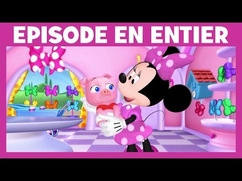La Boutique de Minnie - B茅b茅 Porcelet - Episode en entier