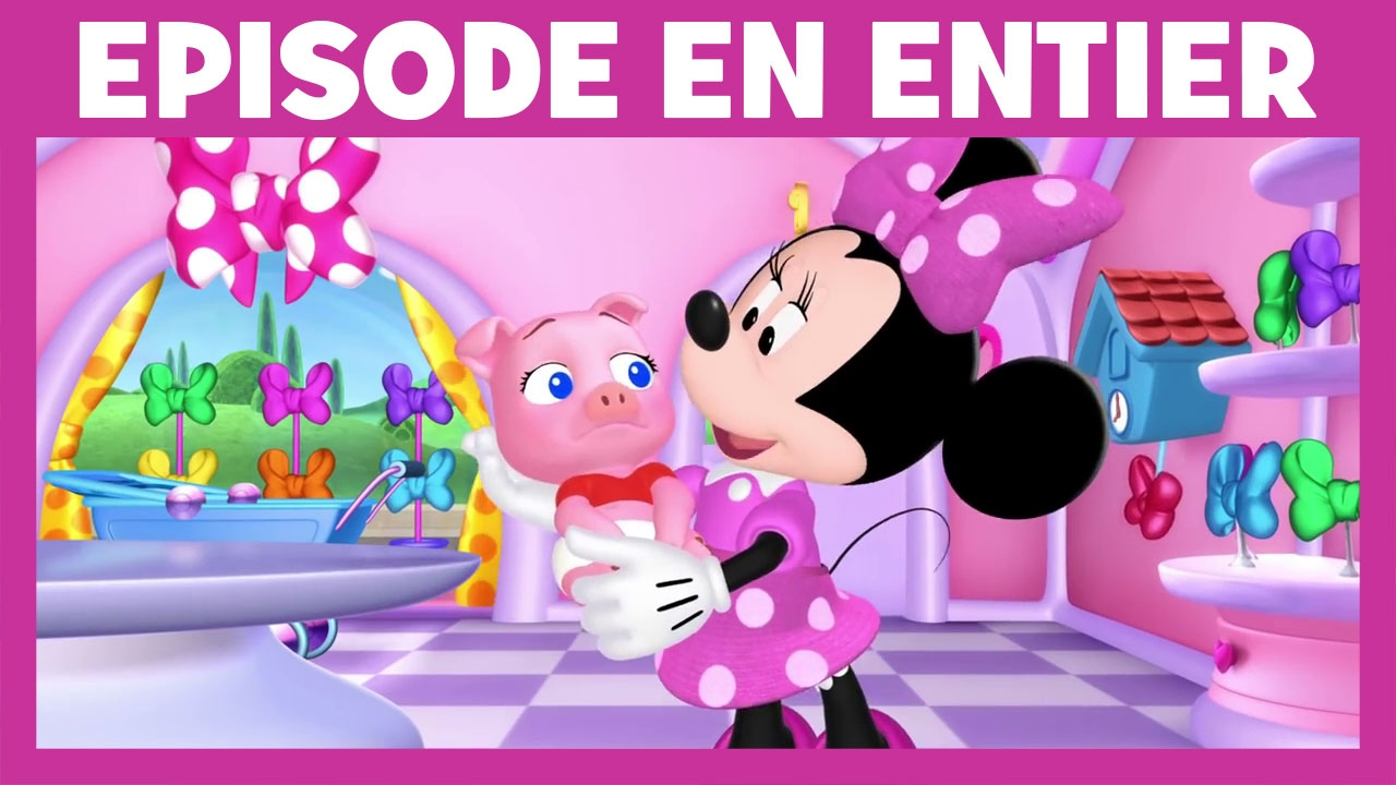 La Boutique De Minnie Bébé Porcelet Episode En Entier Youtube