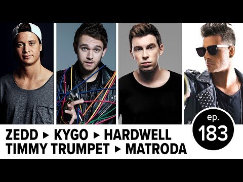 🔈 NEW TRACKS  ► Zedd   Kygo   Hardwell   Timmy Trumpet   Matroda   Sick Individuals   uvm.. 🎶