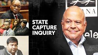 WATCH: Pravin Gordhan continues testimony at #StateCaptureInquiry (Day2 / Part1)