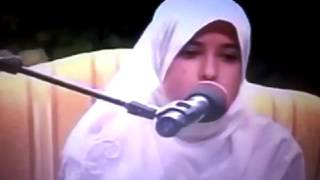 Video Sumaya Abdel Aziz quran download MP3, 3GP, MP4, WEBM, AVI, FLV Juli 2018