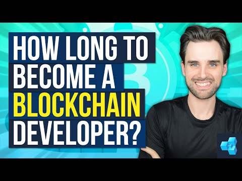 How LONG does it take to become a blockchain developer?