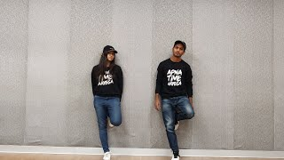 Amit | Shreya | Doori Gully Boy | Lyrical Hip Hop | Dance Choreography