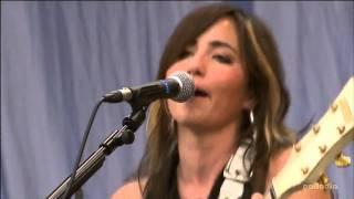 KT Tunstall - Hold On - Glastonbury 2008 - Live HD